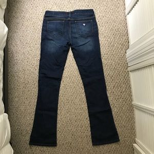 Guess Jeans - Guess Adrianna Low Rise Skinny Boot Jeans NWOTsz28